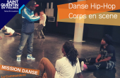 Photo atelier danse Hip Hop