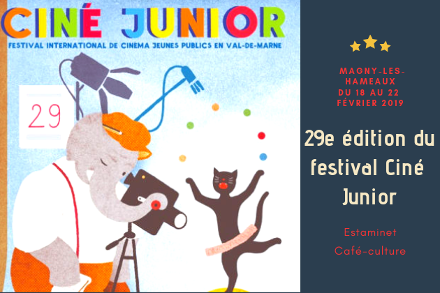Affiche ciné junior