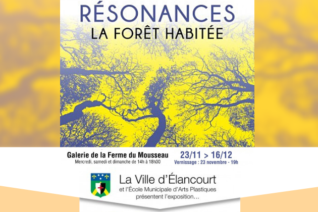 Affiche Résonances