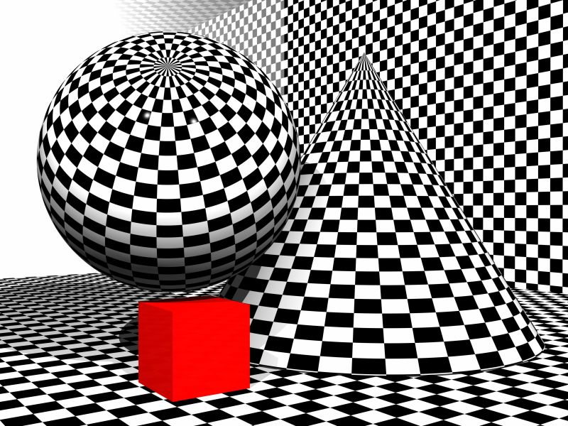 László Bagi Jr, Hungarian graphic  new op art