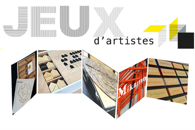 Collection de jeux d'artistes de Tinqueux