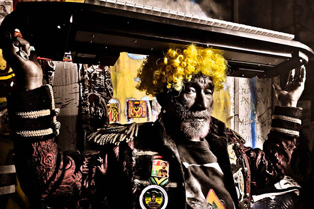 Photo de Lee Scratch Perry