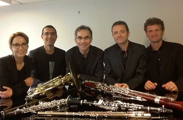 Photo du Quintette Anacrouse