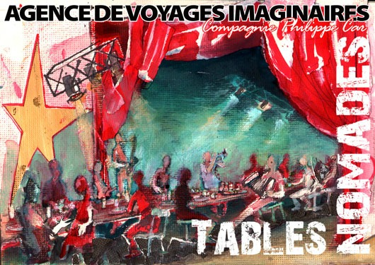 image Tables Nomades